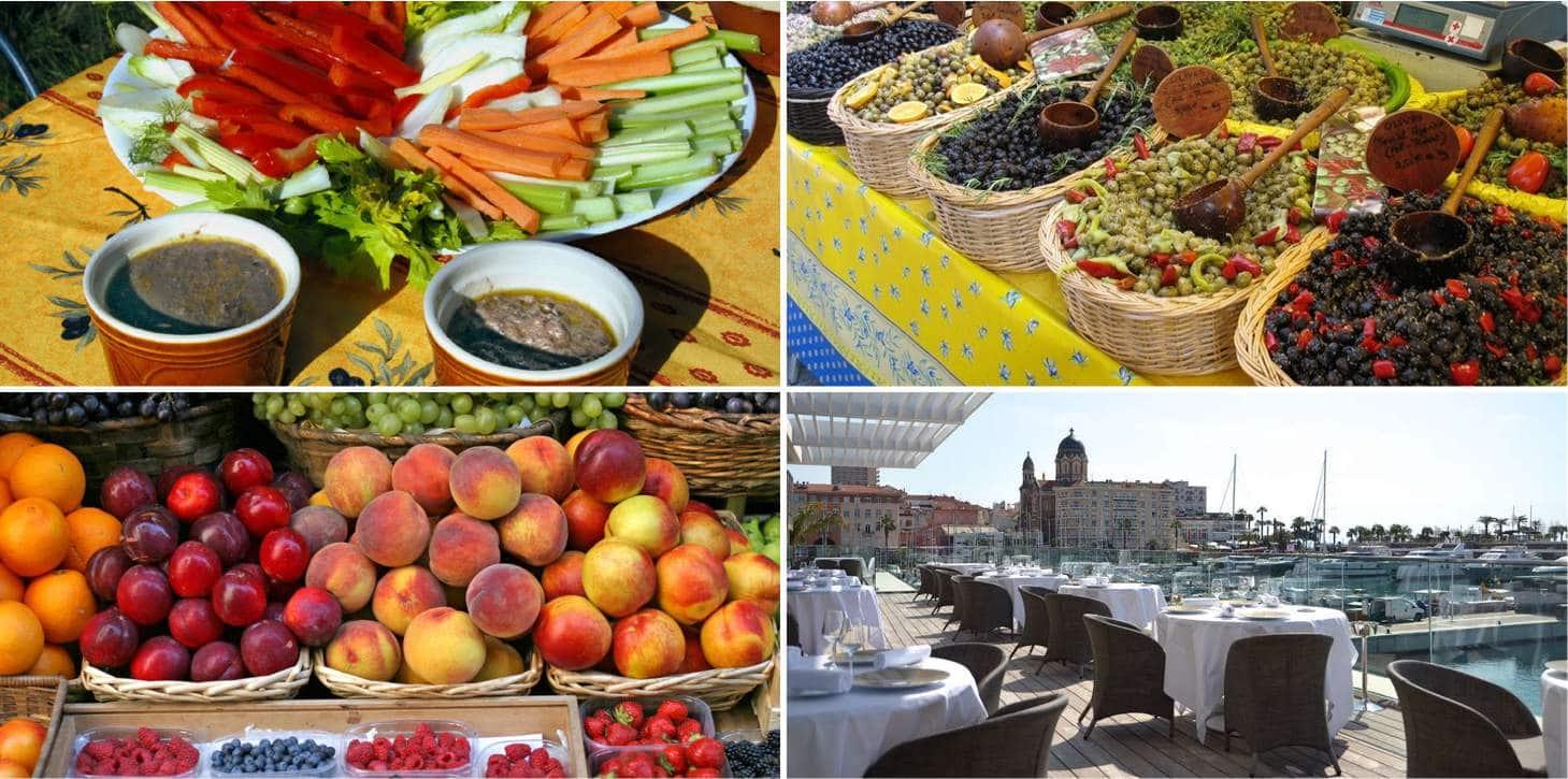 Saint-Raphaël, a town with provençal flavours